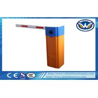 Best High Speed Barrier Gate With 0.6s / 1s / 1.5s / 1.8s For Automatic Car Parking Lot wholesale