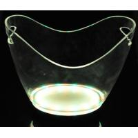Buy cheap Plastic Light Led Ice Bucket from wholesalers