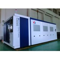 Quality High Reliability Laser Beam Cutting Machine for Metal Plate Processing for sale