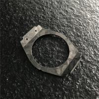 Quality Custom 2020 Trend Carbon Fiber Machining Forged Wrist Watch Case High Strength for sale