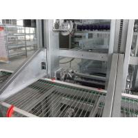 Quality Energy Saving Chicken Egg Farming Equipment Surface Treatment Silver Color for sale