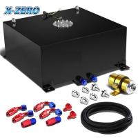 China Aluminum Racing Fuel Cell 20 Gallon 78L Oil Feed Oil Line 30 Micron Inline Filter on sale
