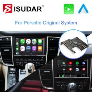 Quality PCM 3.1 USB Bluetooth Car GPS Navigation DVD Player For Porsche Panamera for sale
