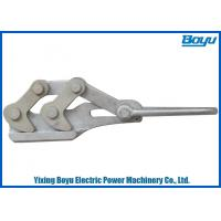 Buy cheap Aluminum Made Ground Cable Self Gripping Clamps Size 50~70mm2 Transmission Line from wholesalers