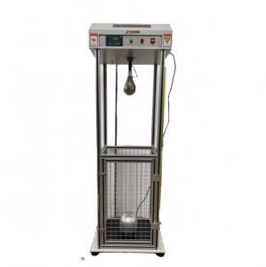 China EN 397 & ANSI Z89.1-2014 Impact  Puncture Resistance Safety Helmet Testing Machine on sale