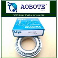 Quality Koyo 17887 / 17831 Tapered Roller Bearing , Long Life Ball Bearing for sale