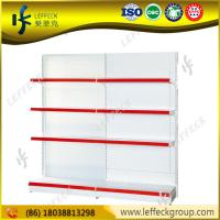 Composable portable diy 4 tiers food storage shelves for supermarket in high quality