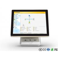 Best Retail restaurant 2 Touch POS System With Android OS 2G DDRIII wholesale
