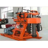 Quality Water Well Drilling Machine For Borehole Core Drilling With Mud Pump for sale