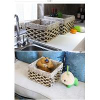 Best Storage basket Corn rope basket wholesale