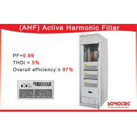 Quality 35A/50A/60A 400V/690V Electrical Harmonic Filter APF with Touch Screen Module Display Interface for sale