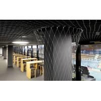 Buy cheap Architectural X Tend Flexible Cable Mesh SS Rope Allows Strongh Airflow from wholesalers
