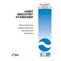Quality IPC J-STD-001G Requirements for Soldered Electrical and Electronic Assemblies for sale