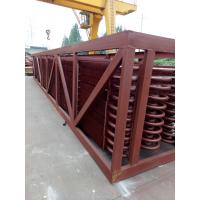 China Steel Coal Boiler Stack Economizer Excellent Anti Wear Performance for sale