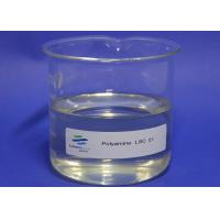 Quality Transparent Colloid Polyamine Flocculant Cationic Polymer Water Purification Chemicals for sale