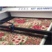 Quality Carpets Artificial Grass Laser Cutter Bed Water Cooling Stable Performance for sale