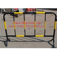 Quality STANDARD DUTY STEEL BARRIERS Temporary Mesh Fencing for sale