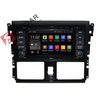 Quality Quad Core 16G ROM DVD GPS Navigation For Toyota For Toyota Vois 2013 2014 DVB - T2 for sale