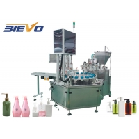 Quality 5000ml 2500bph 2PC Fully Automatic Liquid Filling Machine for sale