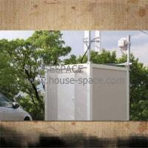 China SGS Modern Modular Homes Steel Truss For Locker Room on sale
