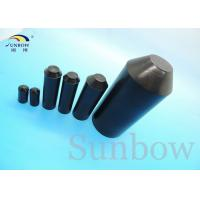 Buy cheap High Temp Adhesive Lined End Caps Cable Accessories for end of Wires from wholesalers