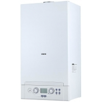Quality Energy Saving Wall Hung Gas Boiler With Function Of Intelligent Program For Heating And Shower for sale