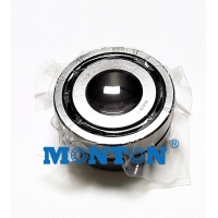 Quality ZKLN5090-2RS/P4 axial angular contact ball bearings with double row sealed for machines tools for sale
