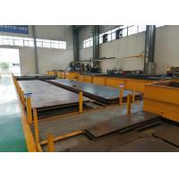 Quality Alloy Steel SA387gr11cl2 Boiler Plates / Steel Board Low Temperature Impacting Test for sale