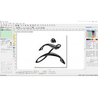 Quality Powerful Laser Marking Software , laser engraving software Easy Operate EZCAD for sale