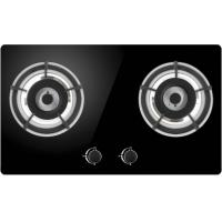 Quality Energy Saving Home Gas Stove , Easy Installed Stoves Gas Cookers With Two Burner for sale