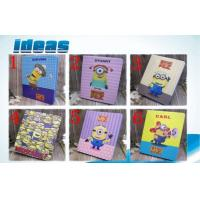 China Galaxy Samsung Tablet Leather Case With Cartoon Wallet Stand Tablet PC Leather Cases on sale