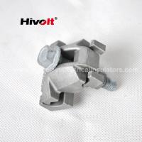 Quality Durable Transmission Line Hardware Single Center Bolt Parallel Groove Connector for sale