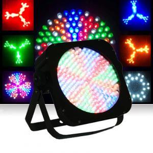 Quality led stage indoor par lights ,stage effect washer lights head lights ,198pcs Mini led par for sale
