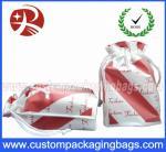 Travel Easy To Pick Up Cloth Drawstring Bags Rope Bag Beam Pocket