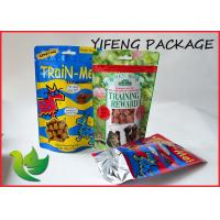 Best Stand Up Pet Food Pouches wholesale