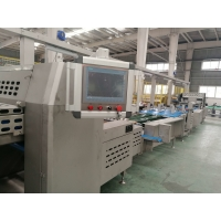 Quality Siemens Touch Screen Automatic Pita Bread Production Line 300kg/Hr for sale