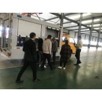 Quality Metal or Aluminum Alloy Industrial Motorized Automatic Overhead Roller Shutter Door for sale