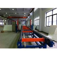 Best Construction Block EPS Cutting Machine For Sheet , High Precision Cutting Machine wholesale