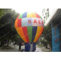 Quality Digital Printing Large Inflatable Advertising air Balloons For Rent for sale