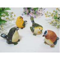 China Home/ office desk ornament artifical bird wedding gifts on sale