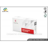 Quality Simple Design Printed Packaging Boxes , Small Packaging Boxes 350gsm C1S Paper for sale