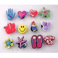 China shoe button,soft pvc shoe buckle,promotional gifts,shoe decorations,shoe charms on sale