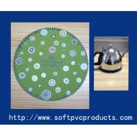 Quality Wholesale Drink Placemats Custom Drink Coasters / Cup Mats for Promotion Gifts for sale