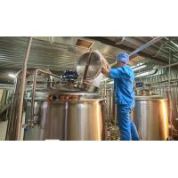 Buy cheap SUS 304 Craft Beer Brewing Equipment 2000L Brewing System With ISO CE Certificat from wholesalers