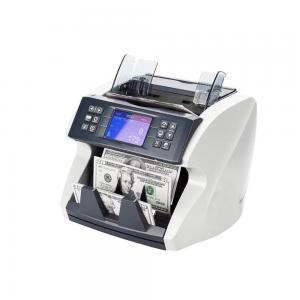Quality FMD-880 CIS sensor mix value counting machine USD EUR GBP multi currencies mix denomination value counting machine for sale