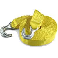 Quality Polyester Towing Belt With Hooks for sale