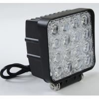 Quality 48 Watt LED Auto Car Head Lights 4*4 LEDs Waterproof IP 67 Truck Work Lights for sale