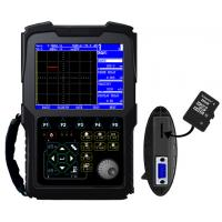 Quality SD Card Portable Ultrasonic Flaw Detector A Scan B Scan FD600 Low Noise for sale
