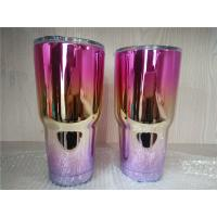 Buy 30oz  Cups Cooler Tumbler Travel Vehicle Mug Double Wall  Vacuum Insulated mug at wholesale prices