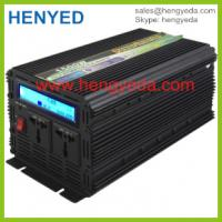 Quality NEW!! LCD display 1500w Solar Power Inverter 3000W Peak off grid(HYD-1500M+LCD) for sale
